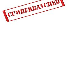 Cumberbatched tee by SideoftheAngels