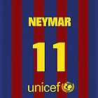 NEYMAR I PHONE CASE by morigirl