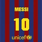 MESSI I PHONE CASE by morigirl