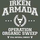 Irken Armada by machmigo