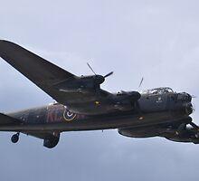 Lancaster PA474 by STEPHEN SHONE