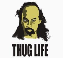 Al Leong - Legendary 80's Thug by sinistergrynn
