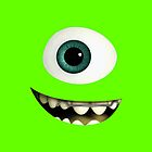 Mike Wazowski by hardsign