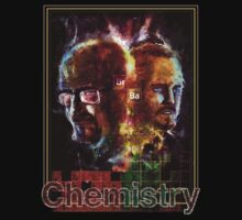 Chemistry - Breaking Bad Walt and Jesse by uberdoodles