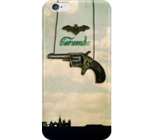 Caramba Bat Man iPhone Case/Skin