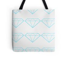 Diamonds are a Girl's Bestfriend Tote Bag