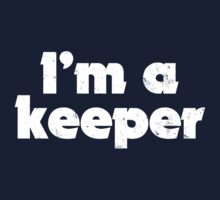 I'm a keeper by digerati