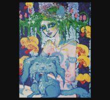 Original Acrylic Painting (Lapien) T-Shirt