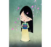 Mulan Photographic Print