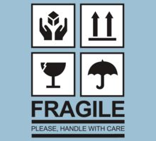 FRAGILE! by Anxiety Space
