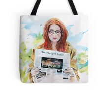 Doctor Who: Pond in the park Tote Bag