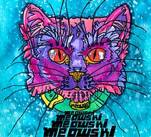 meowski album cover by Ashley Peppenger