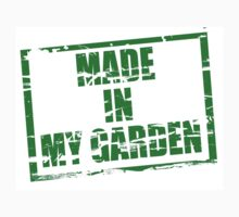 Made in my garden by stuwdamdorp