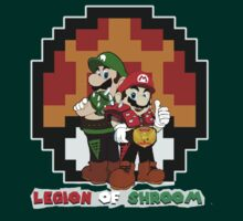 Legion of Shroom by ToruandMidori