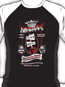 Crowley's Deals Agency T-Shirt