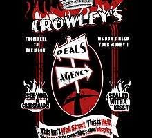 Crowley's Deals Agency by KanaHyde