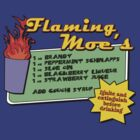 The Simpsons: Flaming Moe's by dutyfreak