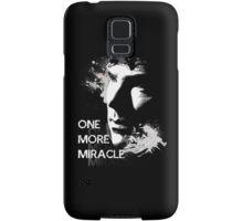 Sherlock - One More Miracle Samsung Galaxy Case/Skin
