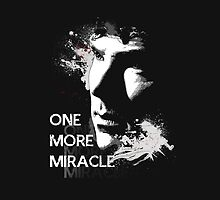 Sherlock - One More Miracle - GREY (Iphone & Ipad ONLY) by Springintveld