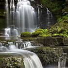 Falls in the Yorkshire Dales by CJ B