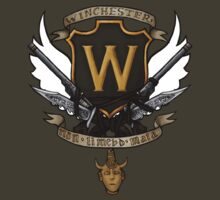 Winchester Crest by Tegan  Crocker