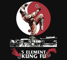 5 Element Kung Fu by BungleThreads