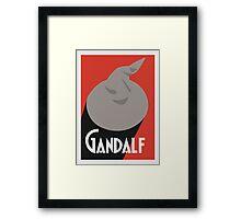 Biere Gandalf  Framed Print