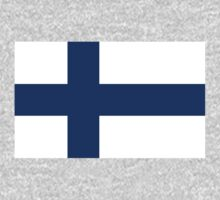 Finland Flag by cadellin