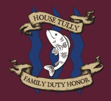 House Tully by digital-phx