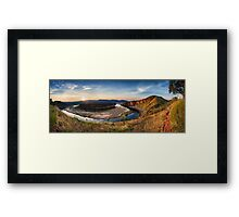 The Glorious Kimberley Framed Print