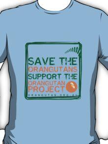 Save the Orangutans T-Shirt