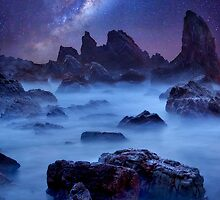 Under The Milk Way Tonight by Rodney Trenchard