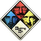 Breaking Bad Hazard by Bob Melan