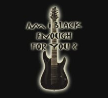 Am i black  decoration Clothing & Stickers by goodmusic