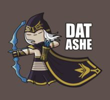 Dat Ashe by Mattmadeacomic