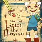 Finn The Human by gwendellin
