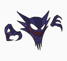 SG Haunter Sticker 02 by Corey Allen