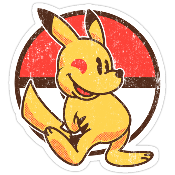 Pika Mouse by MeleeNinja