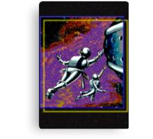 Galactic Patrol Canvas Print