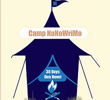 Camp NaNoWriMo Winner! by Jackson Hame