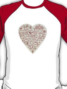 Chemist at heart T-Shirt