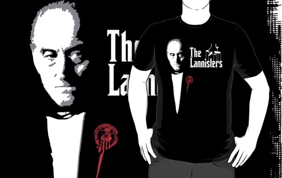 The Lannisters by Baznet