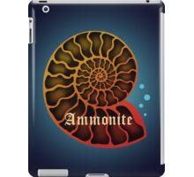 Ammonite iPad Case/Skin