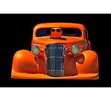 1936 Chevy Coupe Pro Mod Photographic Print