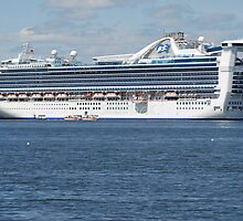 Caribbean Princess: Lazy Day by justbmac