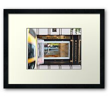 Whoa! Framed Print