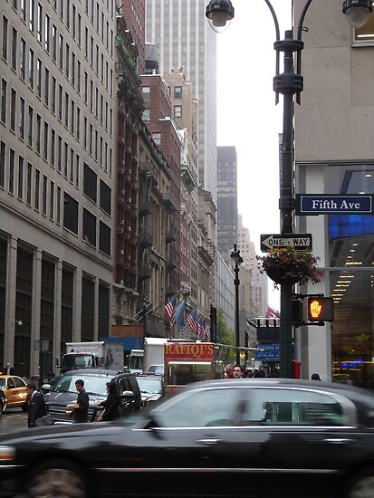 Fifth Avenue by FangFeatures