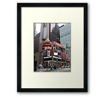 Hershey's Framed Print