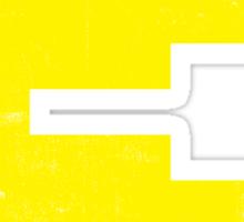 8 bit Pacman V.2 Sticker