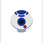 R2-D2  by Liam  Camp